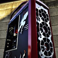 Steel Dragon Rig #pcmod #gamingpc #custompc