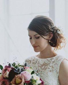 CHRISTIE || Featured: @hellomaymazaine Photography: @WillowandCo Gown: 'Sienna' @kwhbridal #kwhsienna Decorative elements: Ashdown & Bee Florist: Bella Vista Flower Merchants Bride and bridesmaids shoes: @NineWestAUS Hair: @LyvonnesHairandBody Makeup: RachelSArtistry Bridesmaid dresses: @ASOS Jackets: @TopManau Shirts and pants: @General_Pants Ceremony: Bangarra Dance Theatre, NSW Reception and Catering: Sydney Dance Lounge, NSW Cake: @GraciousHoney_ Reposted Via @kwhbridal