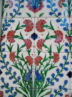 Iznik tiles | Iznik Tiles history | lil miss priss | Flickr