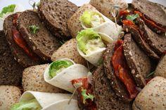Traiteur CROUSTILLANCE Vosges Epinal Chatel Sandwichs variés