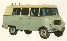 ZSD Nysa Bus Nysa Town Poland 1955-1994 – Myn Transport Blog