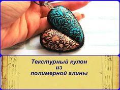 Мастер-класс: Кулон с цветочной миниатюрой из полимерной глины FIMO/polymer clay…