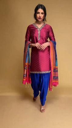 Wedding Symbols, Wear Store, Patiala Salwar, Festival Wear, Modern Fashion, Indian Dresses, Traditional Dresses, Indian Wear, Different Styles