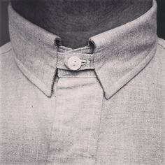 shopwharf #details #shirt #collar | Raddest Men's Fashion Looks On The Internet: http://www.raddestlooks.org
