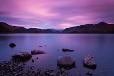 +Derwentwater, Cumbria | Derwentwater Sunset - Derwentwater, Lake District | Travel & Landscape ...