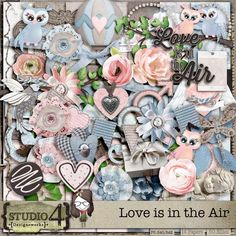 Personal Use :: Kits :: Love is in the Air