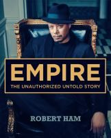 Empire: The Untold Story by Robert Ham