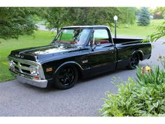 1972 GMC C10. March 2014. Blake Minton Oklahoma. Sweet!