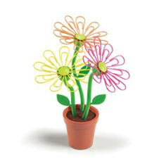 Amazon.com: Desk Daisy - Magnetic Paper Clip Holder: Office Products