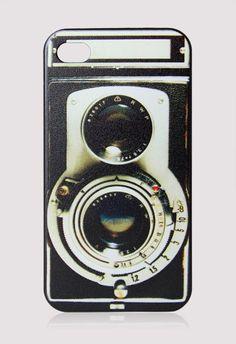 Vintage Camera IPhone Case.