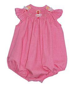 Loving this Vive La Fête Pink Ballerina Bubble Bodysuit - Infant on #zulily! #zulilyfinds
