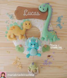 Felt Animal Patterns, Stuffed Animal Patterns, Felt Crafts Diy, Felt Diy, Preschool Crafts, Crafts For Kids, Paper Plate Animals, Sewing Stuffed Animals, Dinosaur Crafts