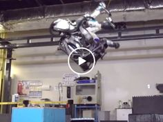Skynets apocalypse is gonna have extra backflips than Id imagined (Video)