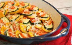 Butternut Squash, Zucchini and Tomato Gratin – Community Table