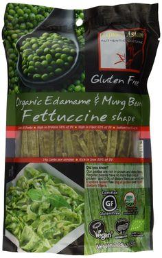 Explore Asian Organic Mung Bean Fettuccini - Gluten Free - OZ (Pack of Healthy Menu, Healthy Food Choices, Healthy Options, Healthy Eating, Vegan Keto Recipes, Vegan Gluten Free, Healthy Recipes, Healthy Foods, Vegan Clean