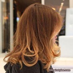 cute bangs hairstyle - 99 Hairstyles Ideas
