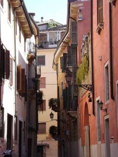 Verona, Italy. August 2013