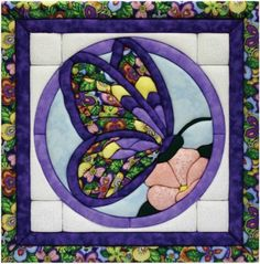 Quilt Magic 12-Inch by 12-Inch Butterfly Kit Quilt Magic http://www.amazon.com/dp/B002WEAZ16/ref=cm_sw_r_pi_dp_BHG5ub1EC2R7N