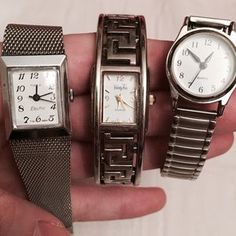 Accessories - Vintage watches (5 total)