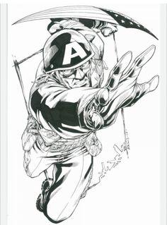Captain America  °°