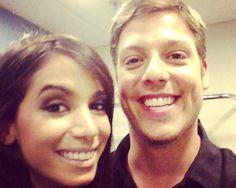 Anitta e o humorista Fábio Porchat estão se conhecendo melhor, diz jornal | y_entretenimento - Yahoo OMG! Brasil