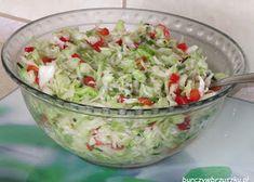 Surówka krymska - Burczy w brzuszku Guacamole, Potato Salad, Mexican, Potatoes, Ethnic Recipes, Food, Potato, Essen, Meals