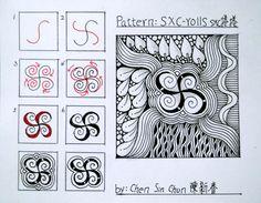 SXC-Rolls pattern