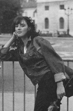 "mabellonghetti: """"Isabelle Adjani, 1981 "" "" Isabelle Adjani, Fight Club Marla, Nastassja Kinski, International Style, French Actress, Retro Aesthetic, Creative Photography, Beautiful Actresses, Beautiful People"
