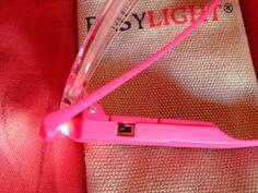 DreamswithLaFra: EASYLIGHT OCCHIALI DA LETTURA CON LUCE LED
