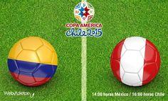 Colombia vs Perú en la Copa América 2015 ¡En vivo! - http://webadictos.com/2015/06/21/colombia-vs-peru-copa-america/?utm_source=PN&utm_medium=Pinterest&utm_campaign=PN%2Bposts