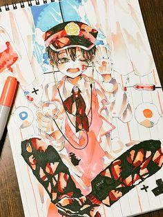 Anime Drawings Sketches, Cool Drawings, Anime Mouth Drawing, Hanako San, Manga Anime, Anime Art, Rantaro Amami, Silver The Hedgehog, Dibujos Cute