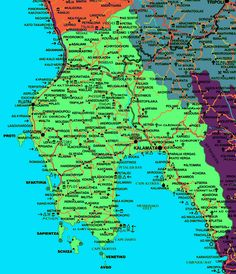 Τα παλιά ονόματα χωριών της Μεσσηνίας
