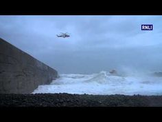 ▶ Impressive: The Newhaven all-weather lifeboat at work during the recent storms on the south coast of England. Newhaven, Storms, Lust, England, Weather, Search, Thunderstorms, Searching, English