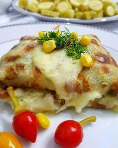 """765 Beğenme, 26 Yorum - Instagram'da Tülin Uysal Ören (@tulince_yemekler): """"#mutlugeceler ❤❤❤⚘ Hem şık, hem lezzetli, hemde değişik bir tatda, akşam yemeği için ideal bir…"""""""