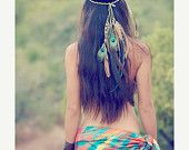 bohemian headdress