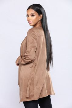Swans Style is the top online fashion store for women. Shop sexy club dresses, jeans, shoes, bodysuits, skirts and more. Coats For Women, Jackets For Women, Clothes For Women, Types Of Jackets, Roll Up Sleeves, Suede Jacket, Online Fashion Stores, Work Casual, Club Dresses