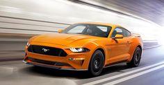 News: Ford Mustang 2018 - 10-Gang-Automatik mehr Leistung Hybrid: Die Geheimnisse des neuen Mustang - http://ift.tt/2jv6ia5