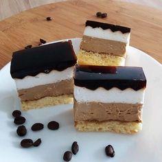 Kávéimádók sütije recept Romanian Desserts, Mr Wonderful, Tiramisu, Food To Make, Sweet Treats, Cheesecake, Food And Drink, Sweets, Cookies