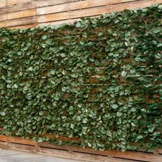Shop for Costway Faux Ivy Leaf Decorative Privacy Fence Screen Artificial Hedge Fencing. Get free delivery On EVERYTHING* Overstock - Your Online Home Improvement Shop! Get in rewards with Club O! Privacy Fence Screen, Fence Screening, Balcony Privacy, Privacy Walls, Artificial Hedges, Artificial Topiary, Outdoor Privacy, Outdoor Walls, Outdoor Decor