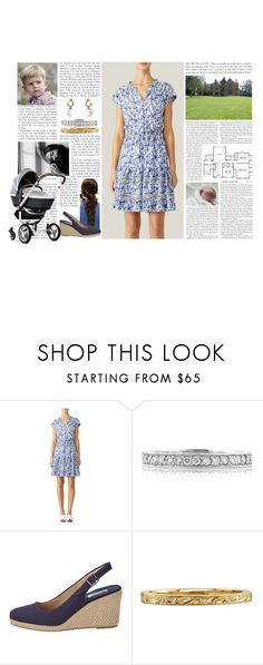 """Untitled #2770"" by duchessq ❤ liked on Polyvore featuring Mark Broumand, Dune, Aston Martin and Georg Jensen"