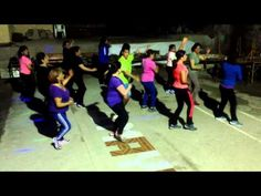 COOL DOWN  Bailando Dos Corazones Chayanne ZUMBA KZL LUIS ARANEDA - YouTube