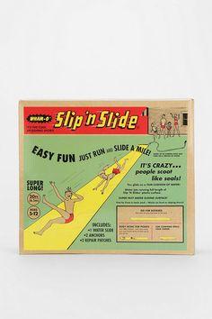 Slip 'N Slide Water Slide #urbanoutfitters