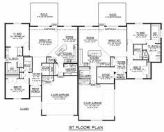 European Multi-Family Plan 50632 Level One