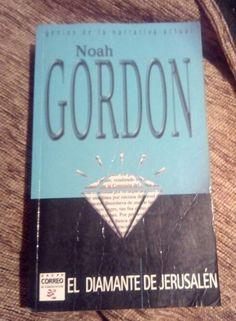 El diamante de Jerusalen de Noah Gordon