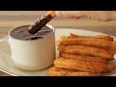 How to Make Perfect Churros | Churros Recipe - YouTube