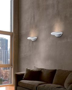 """Alba"" #wall #lamp #light #design #modern #Besanza https://www.lampadaribesanza.com/en/wall-lamp-alba.html"