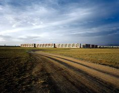 44TH MIXED AIR CORP, MONGOLIA - These were residential areas that housed officers and their families.