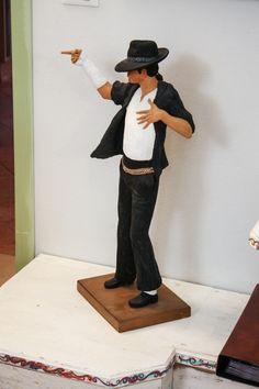 Michael Jackson, Museum Of Music, Exhibition at the Palazzo della Cultura in Sogliano, Italy 2014