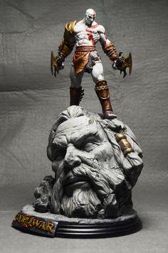 Figuras de Acción God Of War