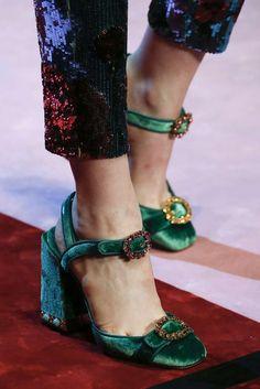 Dolce And Gabbana, Spring-Summer 2018, Milan, Womenswear
